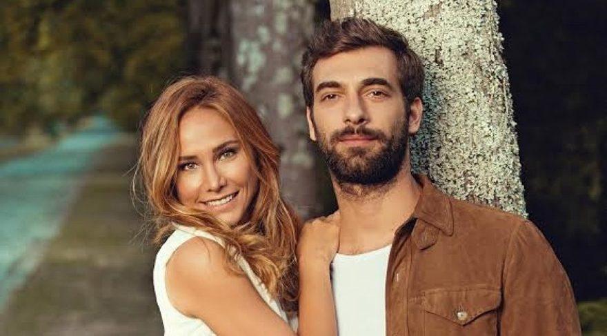 Burçin Terzioğlu ve İlker Kaleli evleniyor. İşte Burçin ve İlker'in evlilik tarihi
