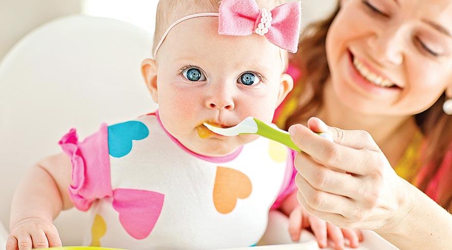Bebekler nasıl beslenmeli?