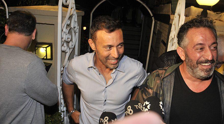 Mustafa Sandal'dan Cem Yılmaz açıklaması