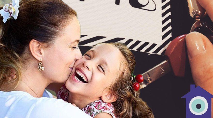 Ceyda Düvenci kızının geleceğine yatırım yapıyor