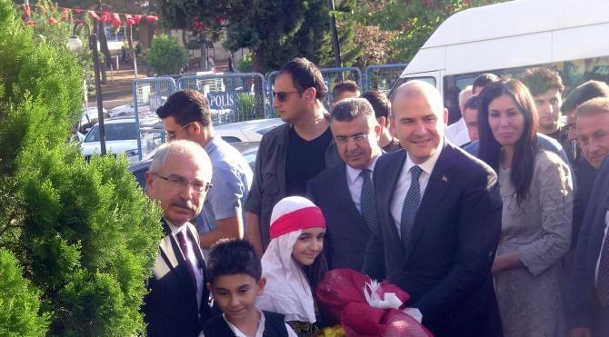 İçişleri Bakanı Soylu, Mardin'de