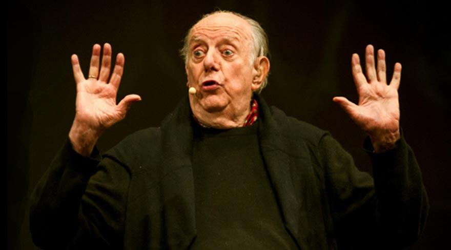 Dario Fo'dan Devlet Tiyatroları'na eleştiri