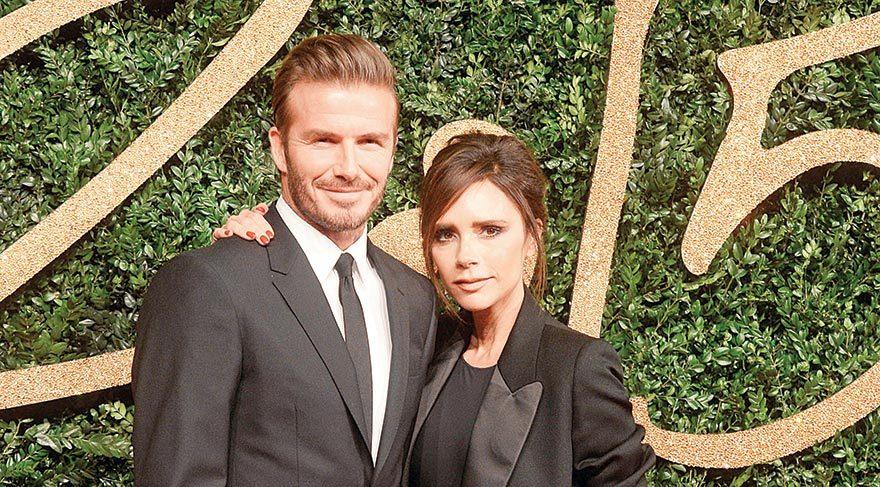 Victoria Beckham'dan romantik itiraf