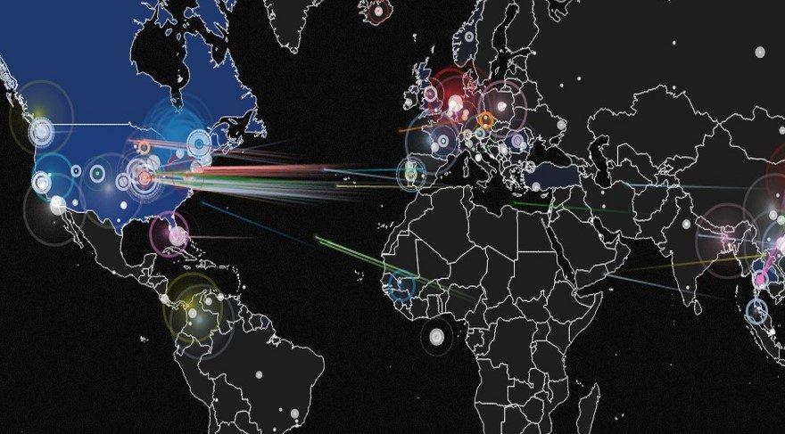 Dünyanın en güçlü hack saldırısı yaşandı