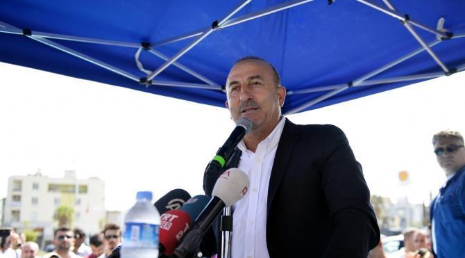 Bakan Çavuşoğlu: Beklentimiz bu hain FETÖ'nün bir an önce tutuklanması (4)