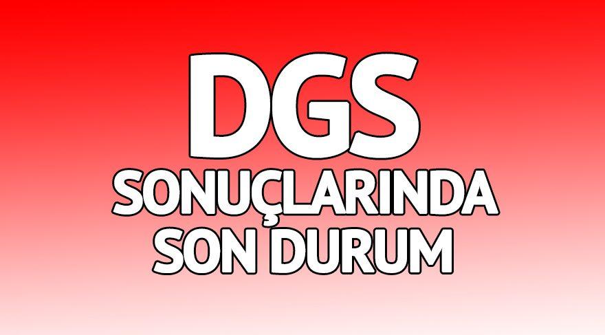 DGS sonuçları açıklanacak mı? Gecikmenin nedeni silgi tozu!