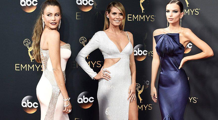 68. Emmy Ödülleri kırmızı halı görünümleri