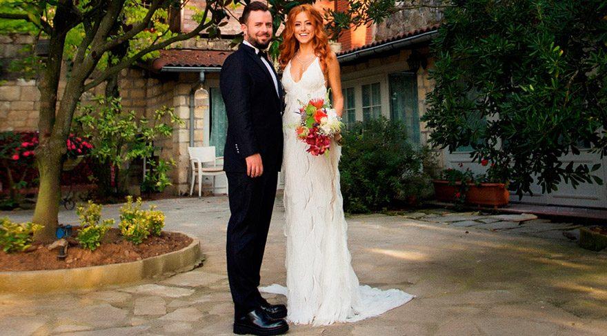 Emre Aydın ve Eda Köksal çifti üç gün düğün yaptı