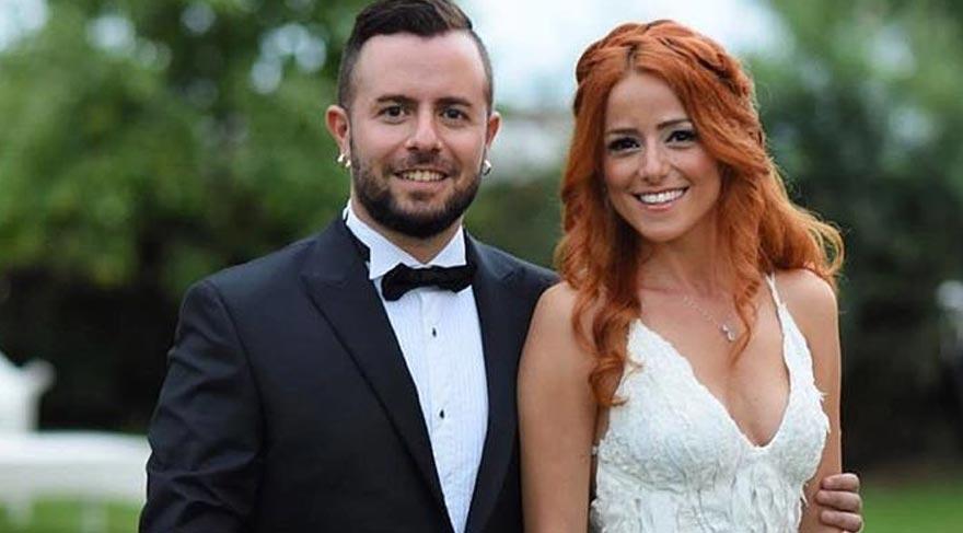 Şarkıcı Emre Aydın, iç mimar Eda Köksal ile nikah masasına oturdu!
