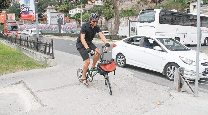 Trafiğe çare bisiklet