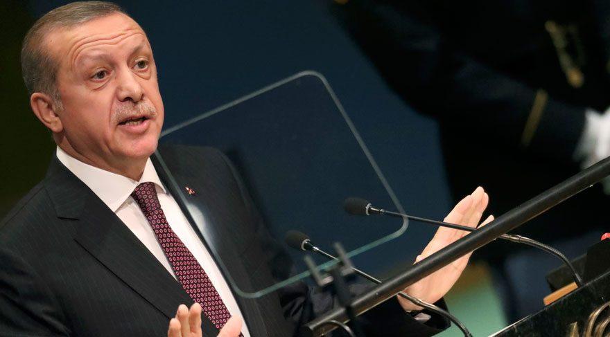 Erdoğan: PYD/YPG, PKK'nın düşük çocuklarıdır