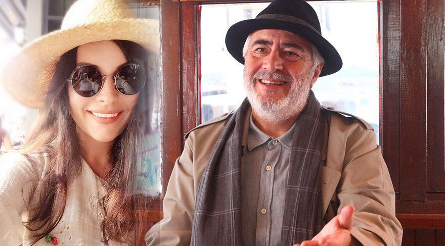 Ezgi Mola'dan Familya dizisine başlayacak Uğur Yücel'e destek