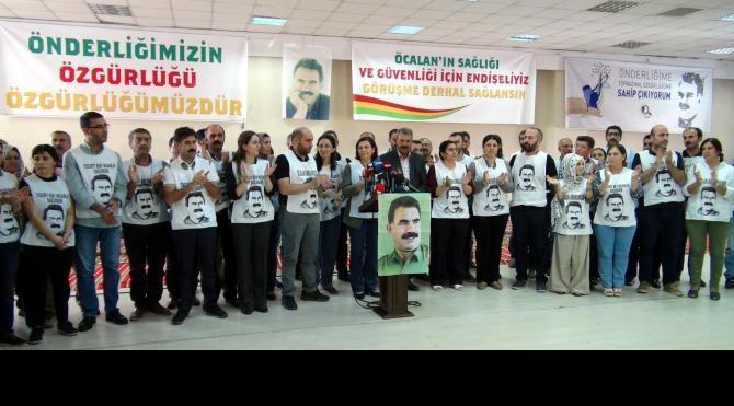 Öcalan'ın kardeşiyle mesaj gönderdi: Sorunu 6 ayda çözeriz