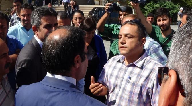 HDP'li Adıyaman: Halkın idaresine darbe yapıldı