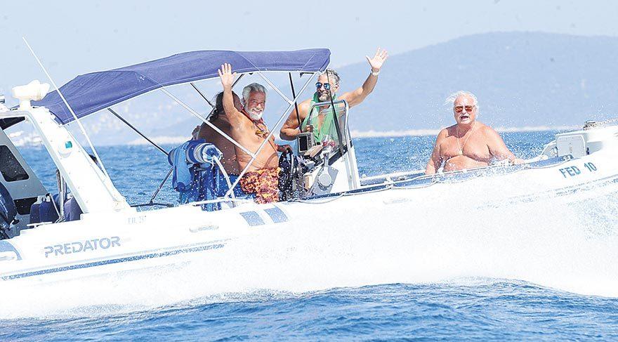 Denizci selamı