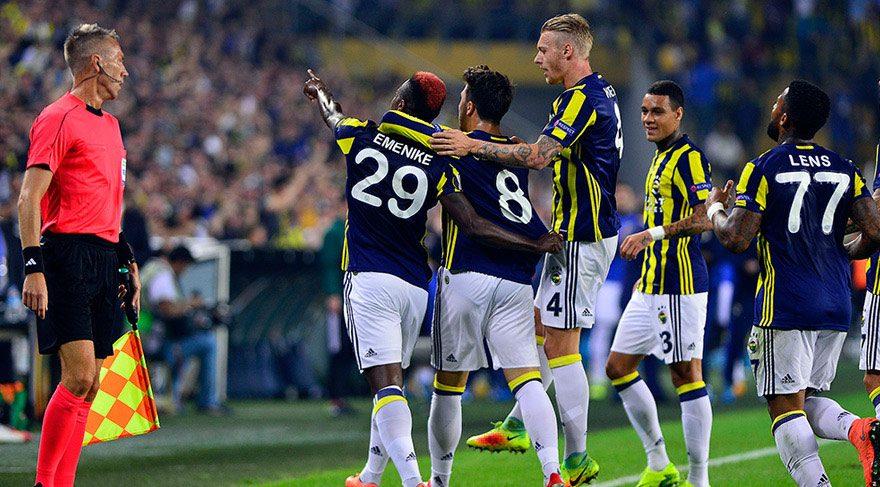 Fenerbahçe Feyenord maç özeti izle: Mücadele alkış aldı