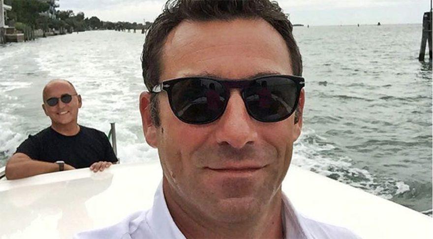 Ferzan Özpetek erkek arkadaşı Simone Pontesilli ile evlendi