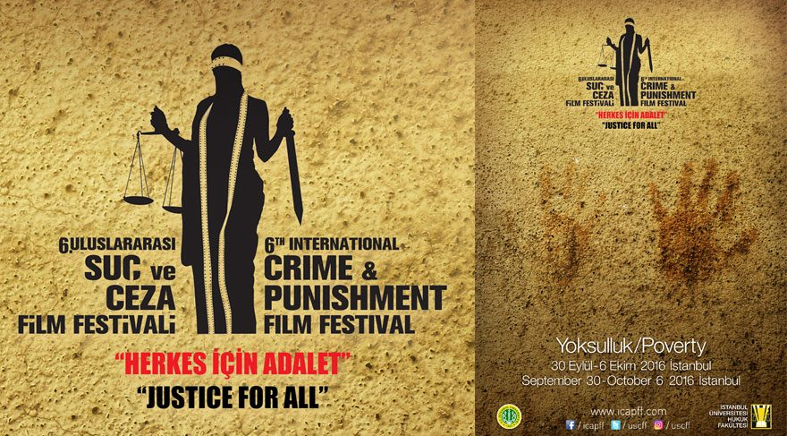 Altıncı Uluslararası Suç ve Ceza Film Festivali'nin konusu 'Yoksulluk'
