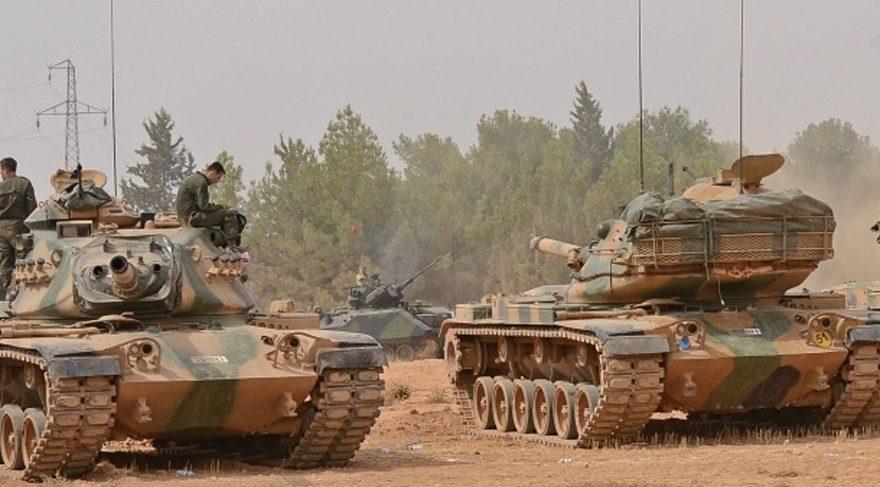 Hükümetten Suriye tezkeresi talebi