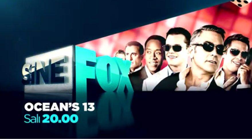 Fox TV canlı izle: Ocean's 13 izle – 13 Eylül 2016 Salı Fox TV yayın akışı