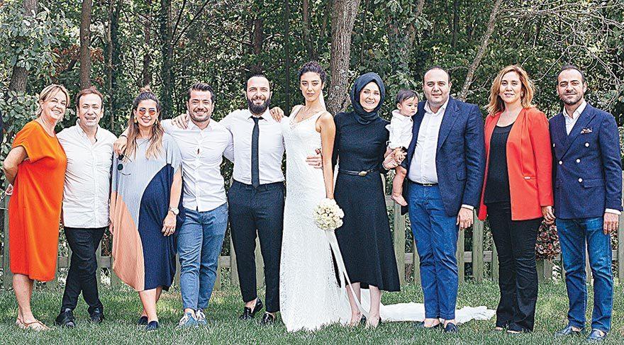 Berkay'ın düğünü Bodrum'da