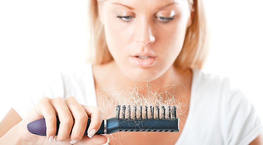 Saç dökülmesi nasıl önlenebilir?
