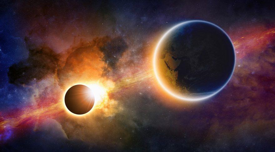 Jüpiter'in diğer gezegenler ile irtibatı