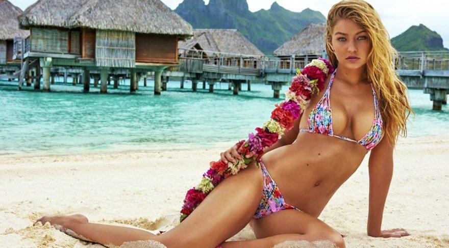 Gigi Hadid güzellik ve stil kurallarını anlattı