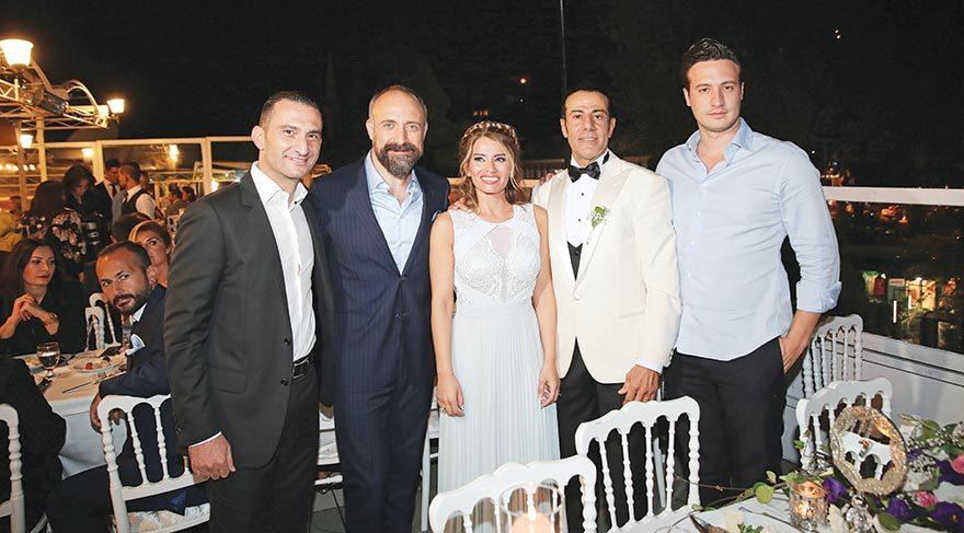 Jönler düğünde buluştu
