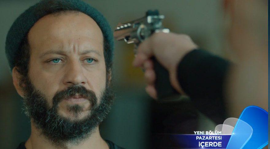 İçerde 3. yeni bölüm fragmanı izle: Celal Davut'a silah çekiyor