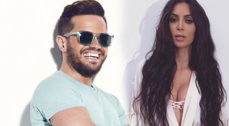Kim Kardashian, Ozan Doğulu hayranı çıktı
