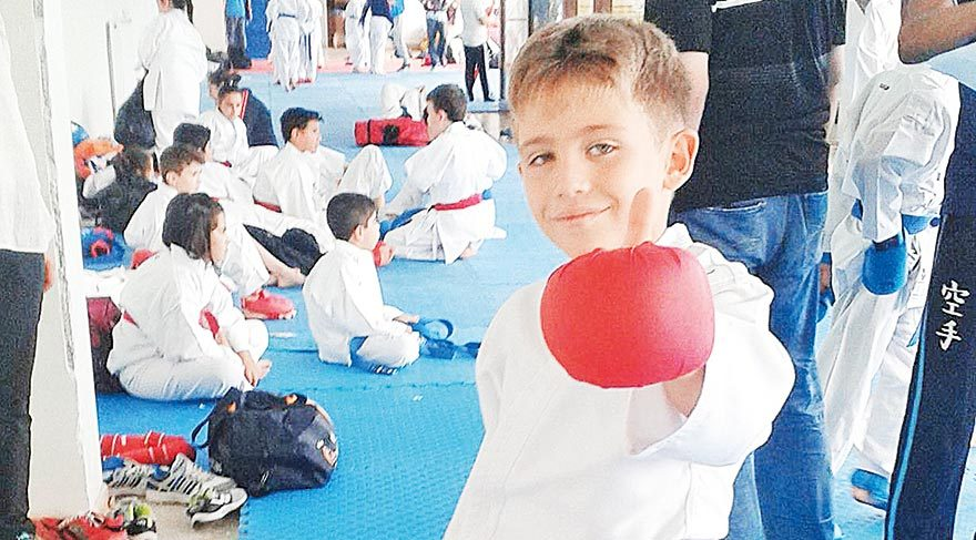 Türk 'Karate Kid'