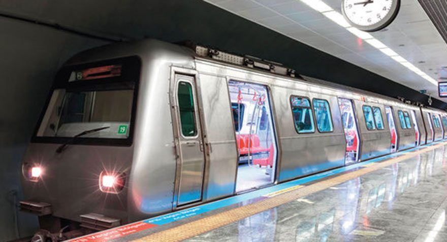 Kartal-Kaynarca metro hattı bir hafta içinde açılacak