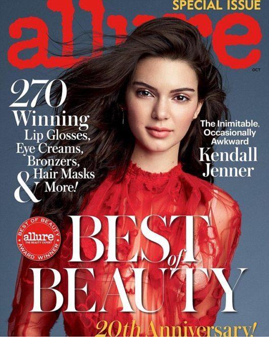 Kendall-Jenner-Allure-Dergisi