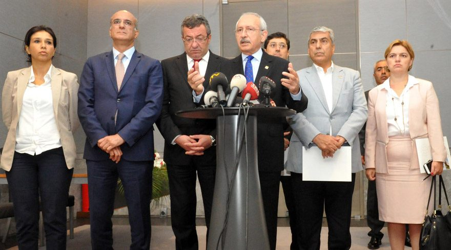 Son dakika haberleri… Kılıçdaroğlu-medya buluşması