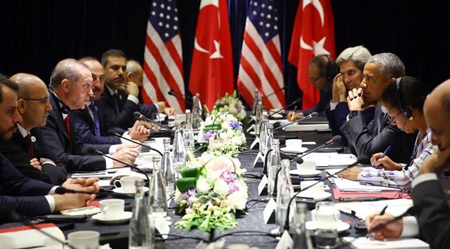 Erdoğan Obama görüşmesi sonrası açıklama