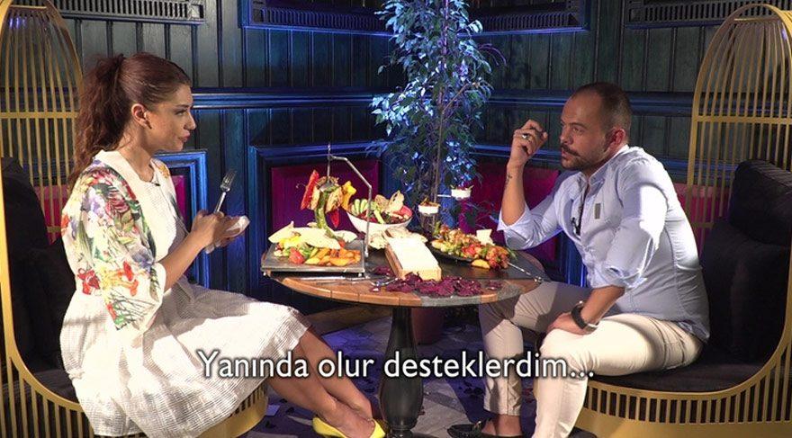 Kısmetse Olur 236. bölüm fragman izle: (24 Eylül) Onur Aycan'la baş başa yemekte