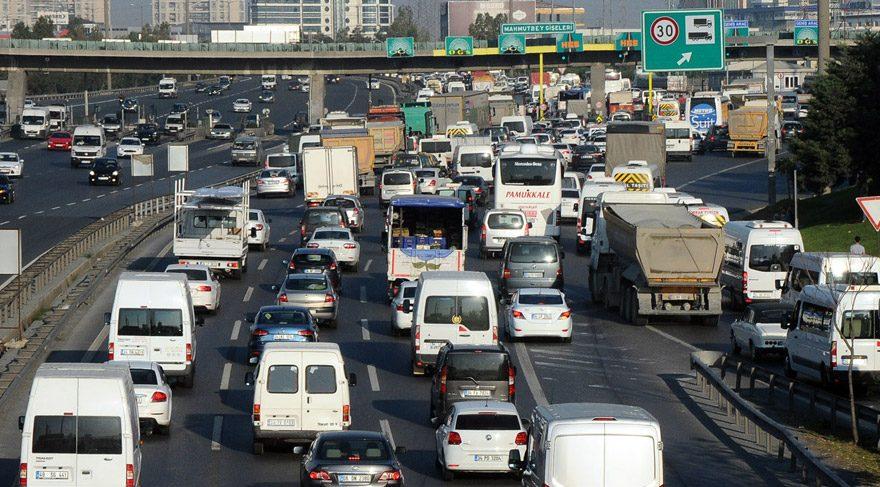 'İstanbul'da trafik çilesinin sebebi rant'