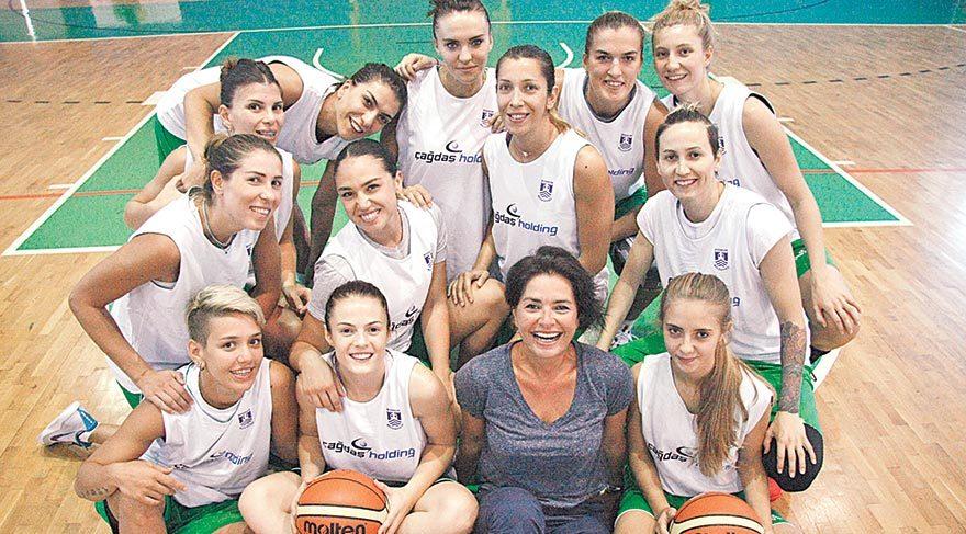 Bodrum'un şampiyon kızları