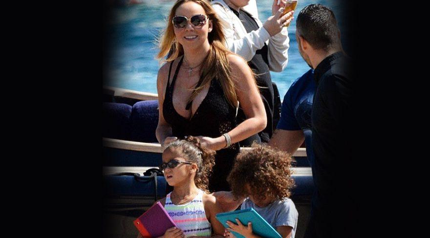 Mariah Carey'in tercihi Bodrum olmuş
