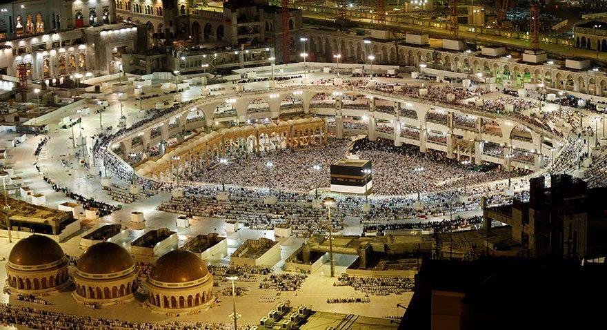Arap Koalisyonu'ndan flaş açıklama: Mekke'ye saldırı önlendi