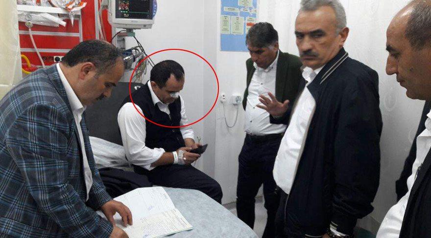Metrobüs şoförü Recai Kurtoğlu tedavi altına alındı.