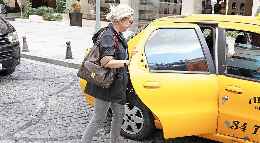 Trafiğe çözüm taksi