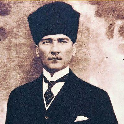 Atatürk'ün unutulmaz görüntüleri… (Video)