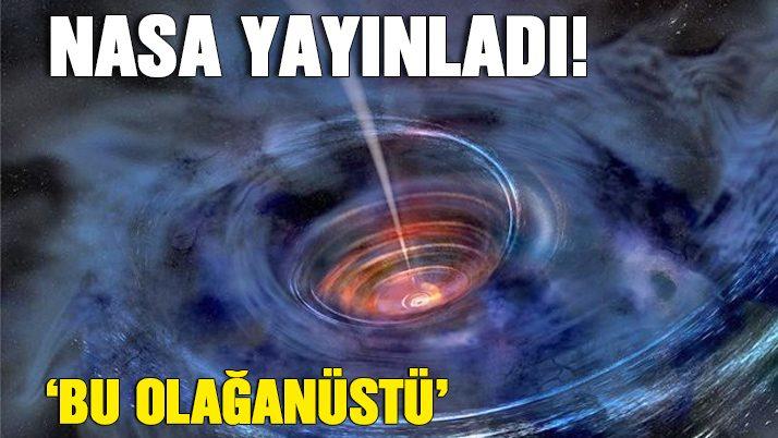 Evrenin derinliklerine yolculuk