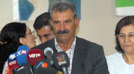 Son dakika haberleri... PKK elebaşı Öcalan'dan flaş mesaj