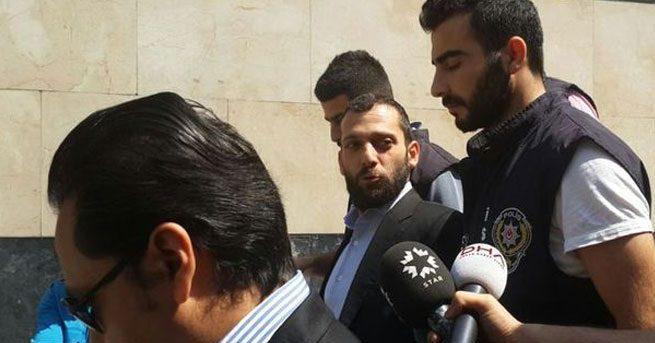 FOTO:DHA-Arşiv/ Onur Bizerdik'in polisteki sorgusu sürüyor.