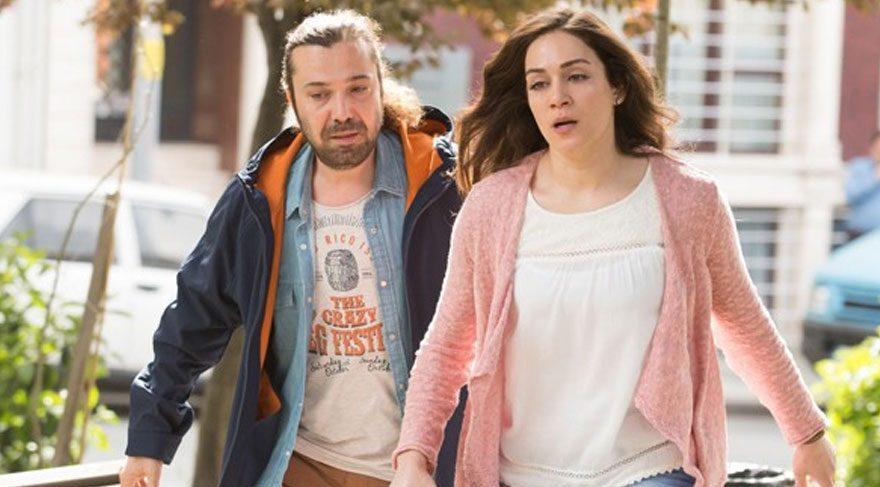 Özge Borak sevgilisini terk eden Ayla rolünde