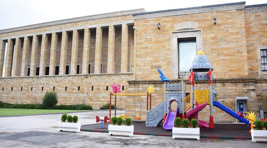 park  Anıtkabir'e oyun parkı tepki çekti park 1