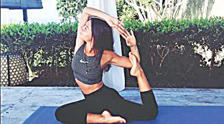 Balayı yogası